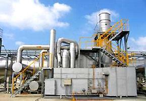 印刷废气处理设备-沸石转轮+RTO